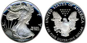 1987-Silver-Eagle