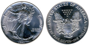 1990-Silver-Eagle