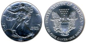 1991-Silver-Eagle