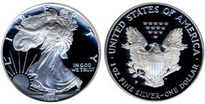 1994-Silver-Eagle