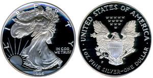 1995-Silver-Eagle
